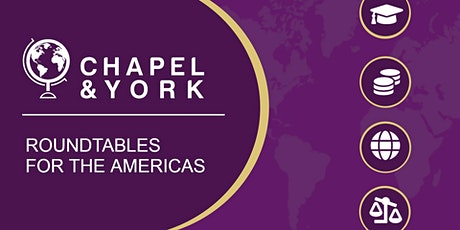 Chapel & York Live Q&A: Educational Fundraising for Latin America - June 17 tickets