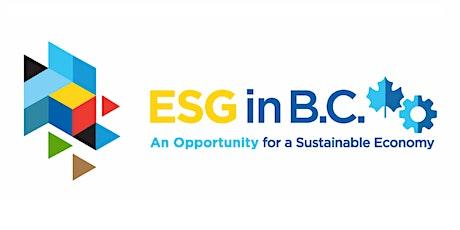 ESG in B.C.: Embedding sustainability through governance tickets