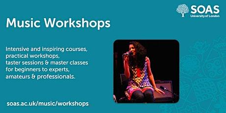 SOAS Summer Music Workshop: Bengali Singing tickets