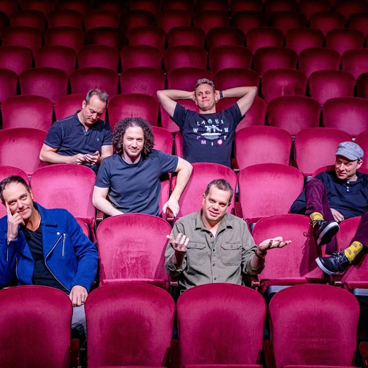 Umphrey's McGee at The Caverns Above Ground Amphitheater - 7/9 & 7/10 image
