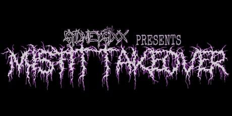 SYDNEYSIXX'S MISFIT TAKEOVER tickets