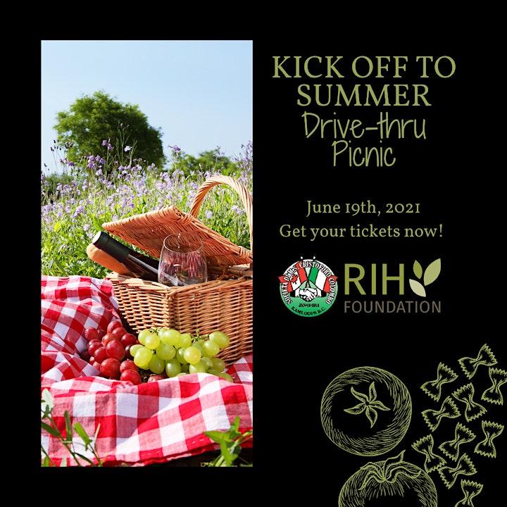 Kick off to Summer Drive Thru Picnic image