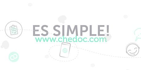 Capacitación de Chedoc 1 entradas