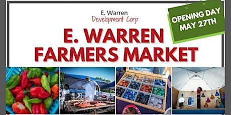 E. Warren Farmers Market tickets