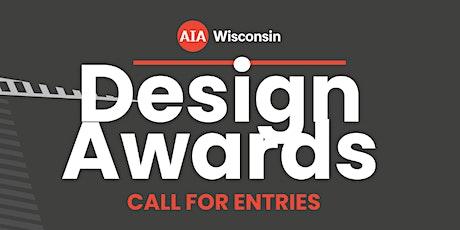 2021 Design Awards Entry biglietti