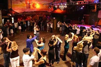POSTPONED - SalsaCrazy Mondays - SALSA Dance Lessons, Salsa & Bachata Dance Party [4 WEEKS] tickets