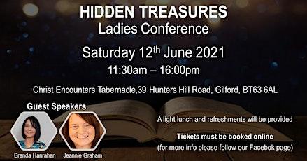 Hidden Treasures Ladies Conference tickets