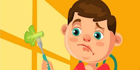 Feeding your Picky Eater Preschooler - Virtual Workshop tickets