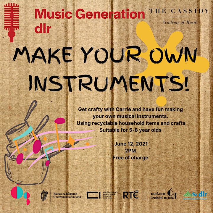 Make your own Musical Instrument with Music Generation dlr image