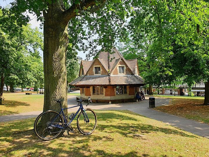 Secret Birmingham - Family Friendly Led Bike Ride image