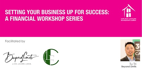 Small Business Financials Workshop Series tickets