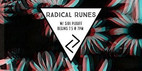 Radical Runes tickets