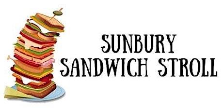 2021 Sunbury Sandwich Stroll tickets