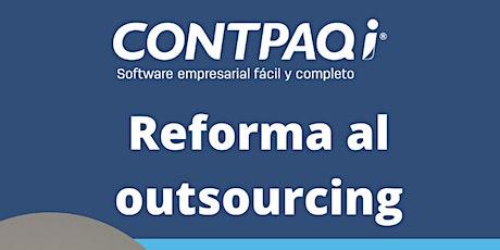 Reforma al Outsourcing boletos
