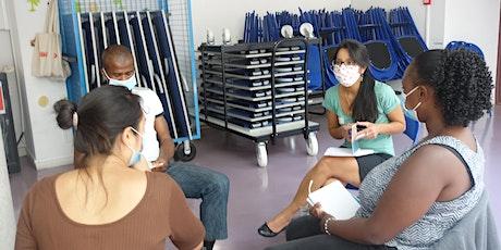 Atelier Tremplin : soutenir les femmes sans-abris billets
