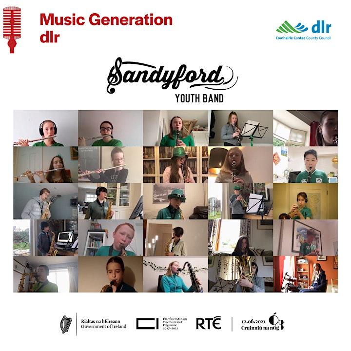 Music Generation dlr present Sandyford Youth Band image