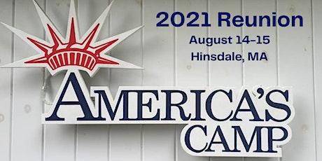America's Camp Reunion tickets