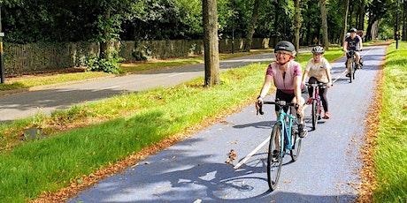 Secret Birmingham - Led Bike Ride - Clean Air Day tickets