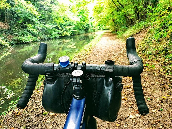 Secret Birmingham - Led Bike Ride - Clean Air Day image