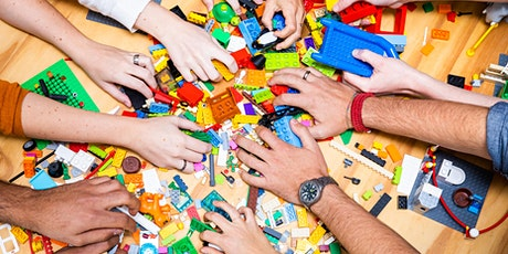 Lego® Serious Play® Lunch Teaser Tickets