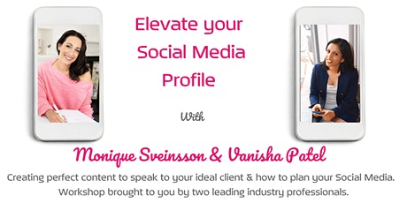 Elevate you Social Media Profile tickets