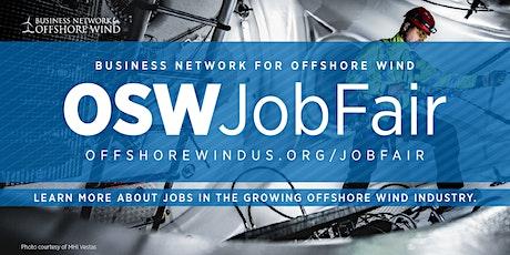 OSW Job Fair tickets