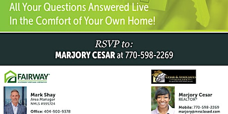 Home Ownership Virtual Event JUNE 2021 tickets