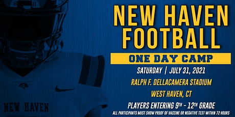 New Haven Football One Day Camp tickets