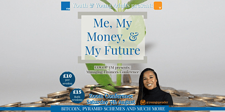 Managing Finances Conference tickets