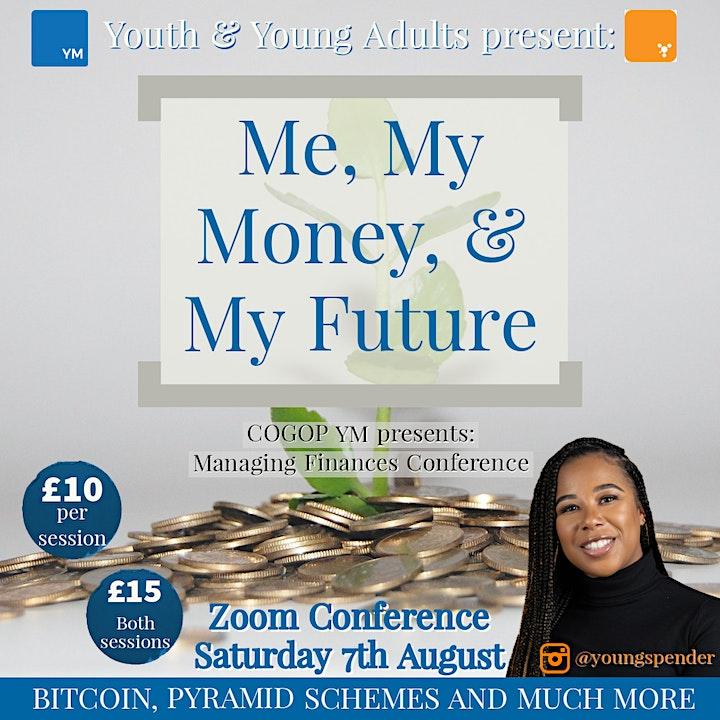Managing Finances Conference image