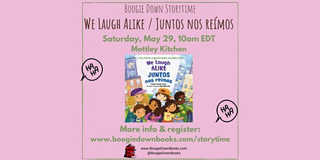 Boogie Down Storytime at Mottley Kitchen (May 29) tickets