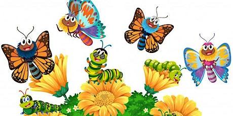 The Caterpillar Garden tickets