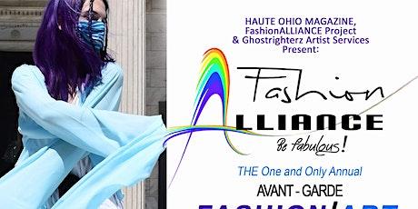 FashionAlliance Avant Garde Fashion and Art Showcase tickets
