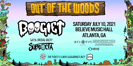 Boogie T: Atlanta Out Of The Woods Tour | IRIS ESP 101 | Saturday, July 10 tickets