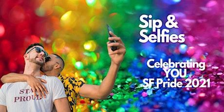 Sip & Selfies PRIDE Edition tickets