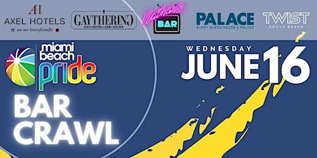 Miami Beach Pride Bar Crawl tickets