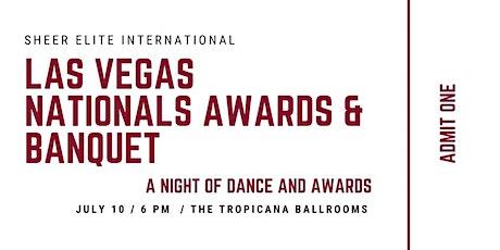 Las Vegas Nationals Awards Banquet tickets