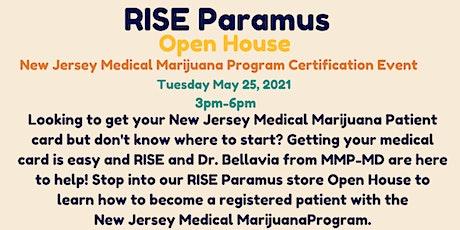 RISE Paramus Medical Marijuana Certification Event tickets