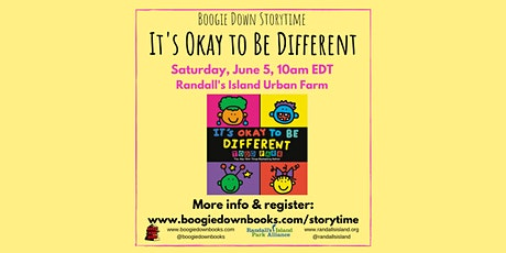 Boogie Down Storytime at the Urban Farm on Randall's Island (June 5) tickets