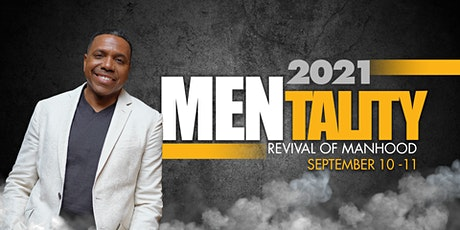2021 MENtality Men's Conference tickets