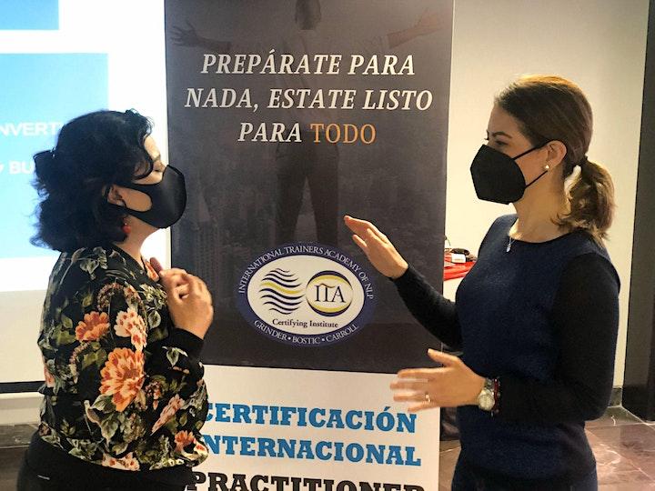 Imagen de CERTIFICACIÓN PRACTITIONER EN PNL, PRESENCIAL INTENSIVO EN ZARAGOZA