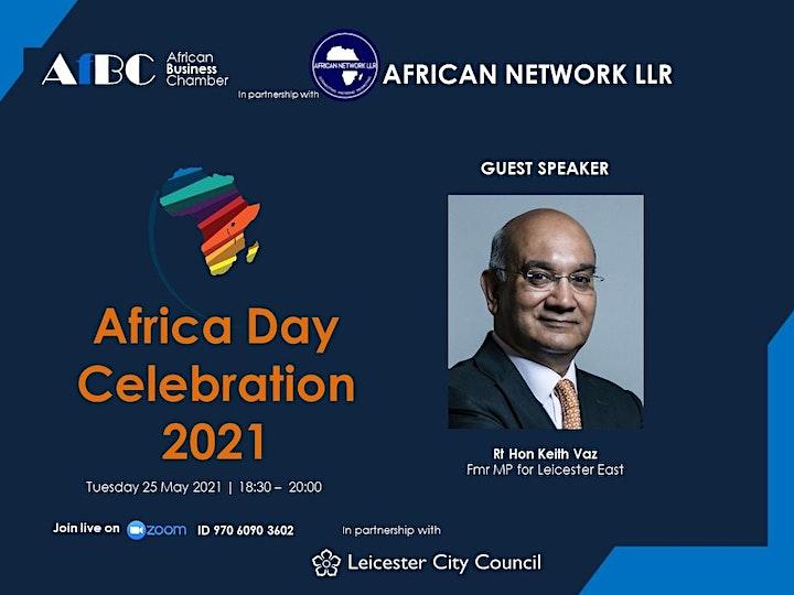 Africa Day Celebration 2021 image