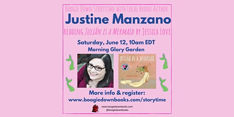 Boogie Down Storytime at Morning Glory Garden (June 12) tickets