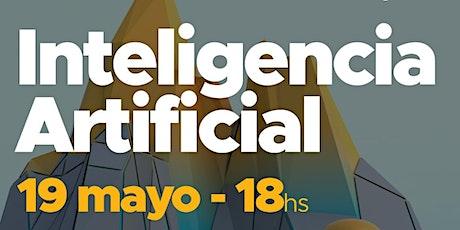GIO 2021 Innovación Tecnológica - Inteligencia Artificial entradas