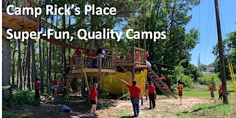 SFQ Camp - Week three (July  19-23) tickets