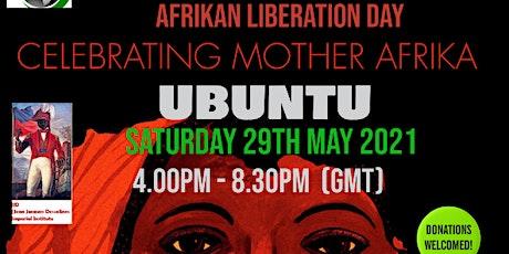 'Celebrating Mother Afrika - UBUNTU' tickets