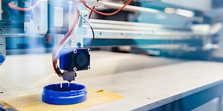 Conocé el Mundo de la Impresión 3D entradas