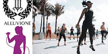 Alluvione LA (Santa Monica Beach) Workout tickets