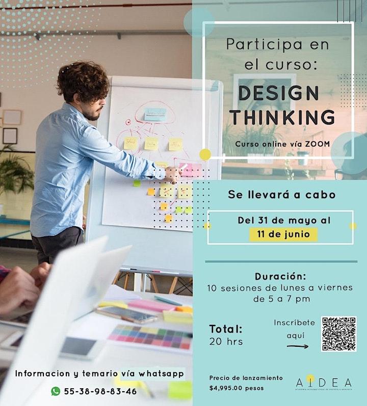 Imagen de Curso: Design Thinking aplicado a los negocios