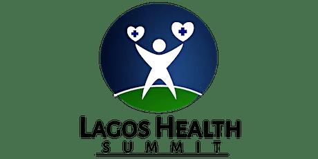 Lagos Health Summit tickets